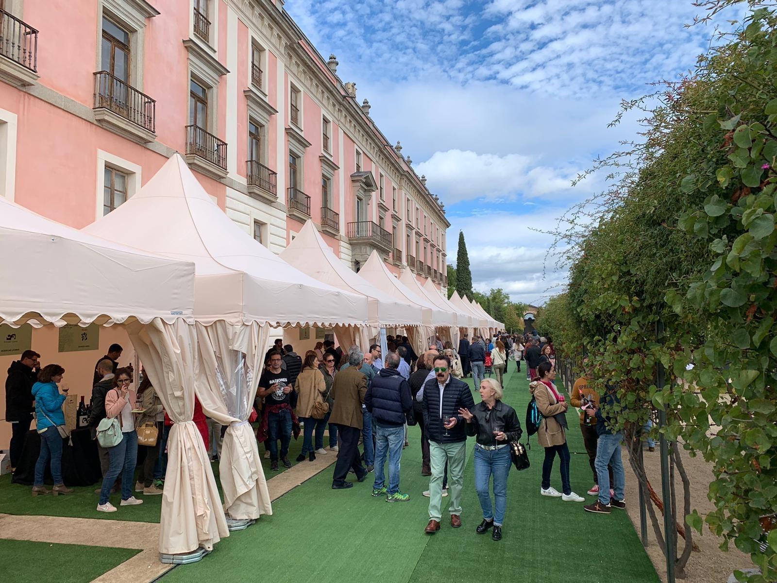 MASTERTENT está presente en la 2ª Feria D.O. Vinos de Madrid de Boadilla del Monte
